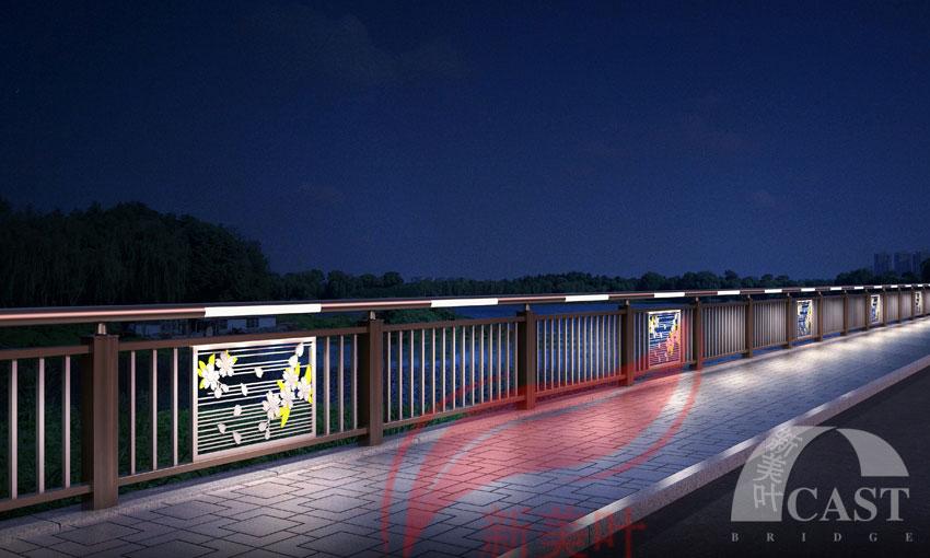 201861323132402 新美叶最新力作,六款特色景观桥梁灯光护栏(夜景效果图)