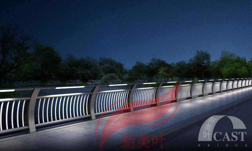 201861323152285 新美叶最新力作,六款特色景观桥梁灯光护栏(夜景效果图)