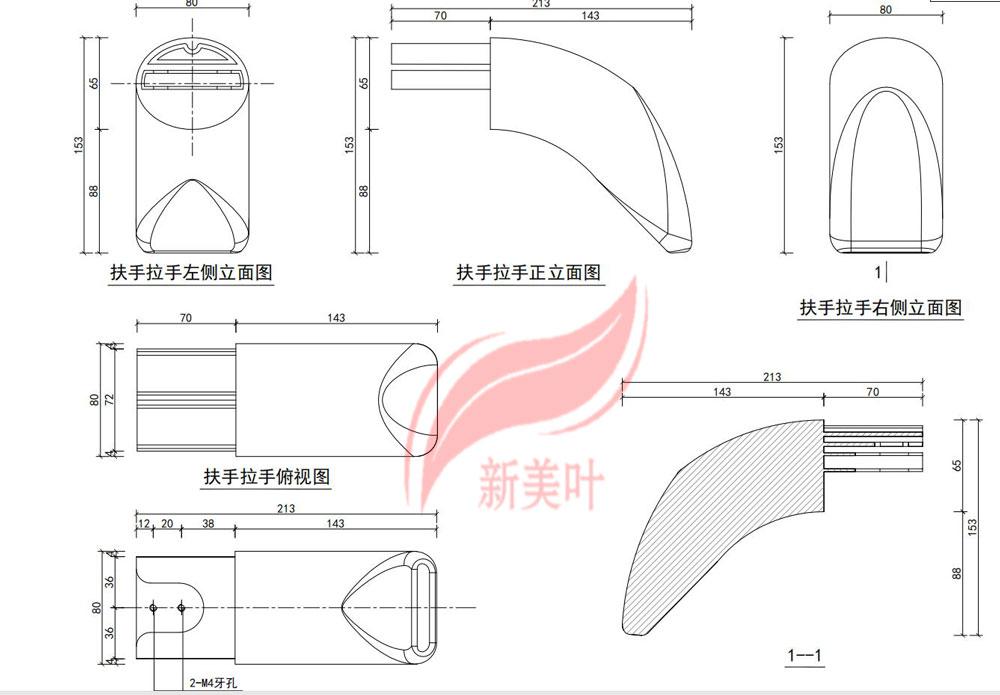 20190711152647 四川泸州''中国酒城''文化河道栏杆设计图