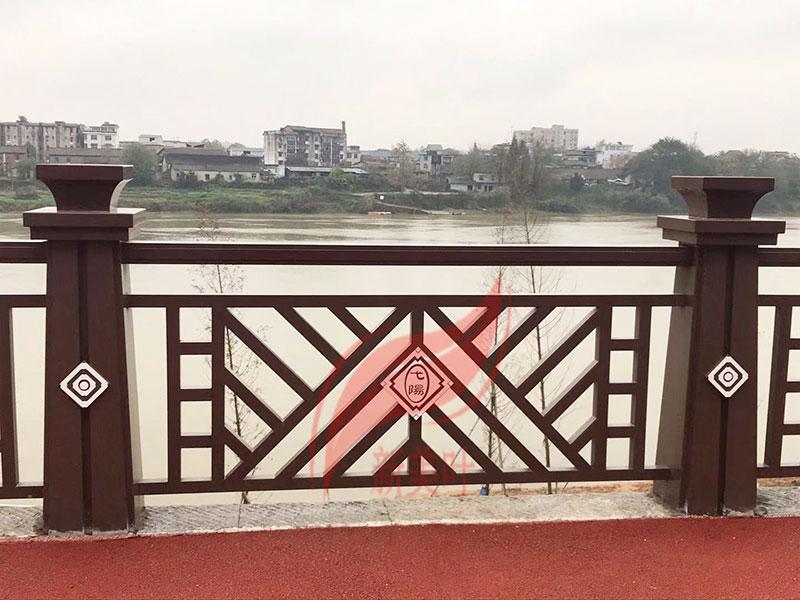 2019710152282335 欢迎新老客户来图、来样、来想法!随心定制特色河道护栏