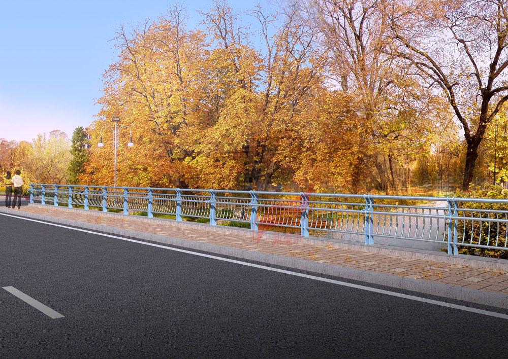 5 2018年11月最新设计桥梁栏杆公开展示