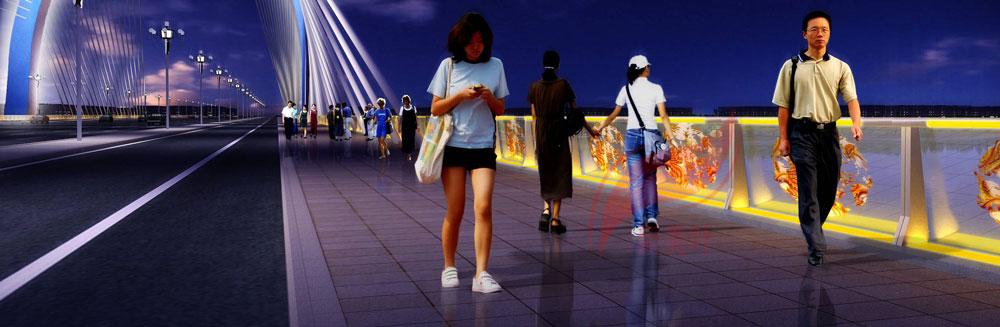 9 最新创造四款桥梁景观护栏赏析图公示