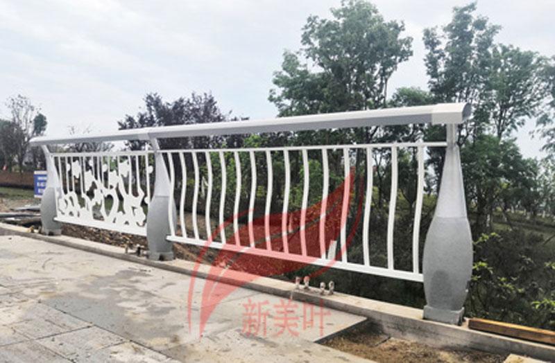 20190424054312751 新款景观河道护栏设计效果图及实物生产图展示