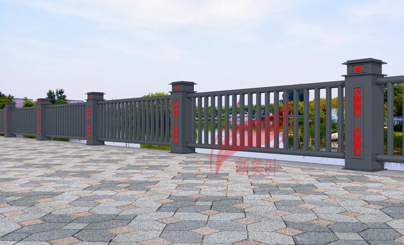20200715143425 新美叶2020年 上半年河道、桥梁护栏设计公示(部分)