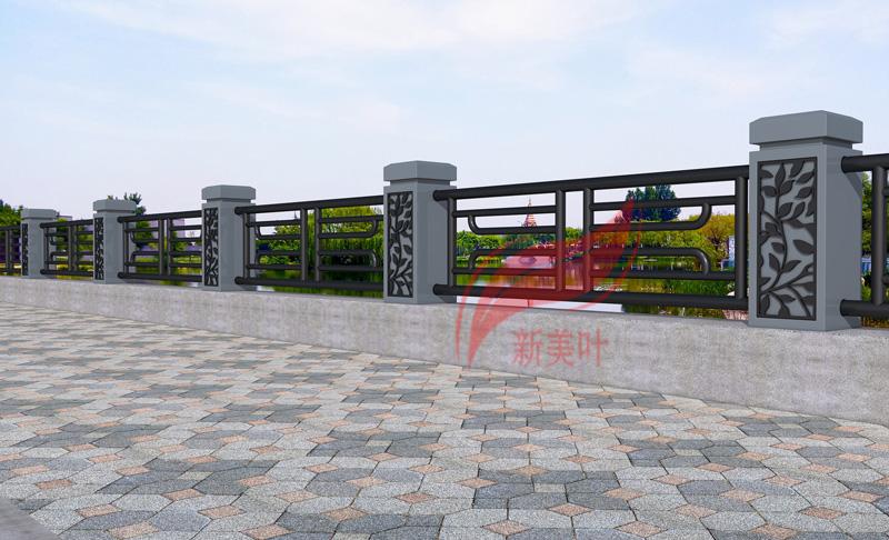 20200715143440 新美叶2020年 上半年河道、桥梁护栏设计公示(部分)