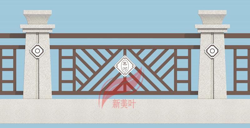 20200715143504 新美叶2020年 上半年河道、桥梁护栏设计公示(部分)