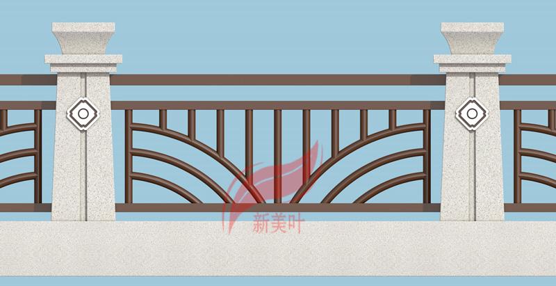 20200715143514 新美叶2020年 上半年河道、桥梁护栏设计公示(部分)