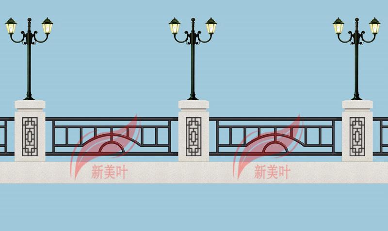 20200715143527 黑龙江江边及通俄罗斯口岸景观灯光护栏施工方案公示