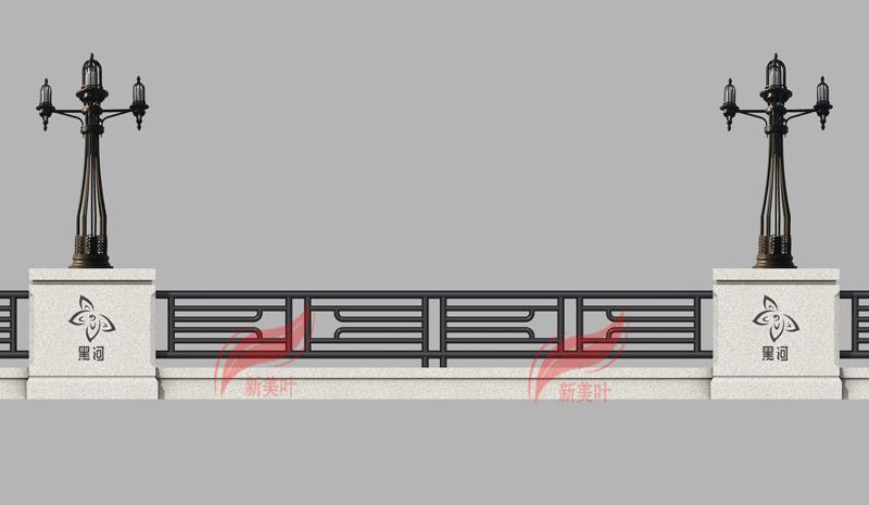 20200715143557 黑龙江江边及通俄罗斯口岸景观灯光护栏施工方案公示
