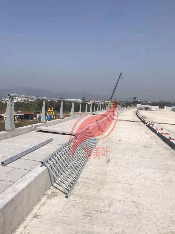 20181201163856 我公司2020年全年桥梁、河道、景观、灯光护栏工程安装案例展示(部分)