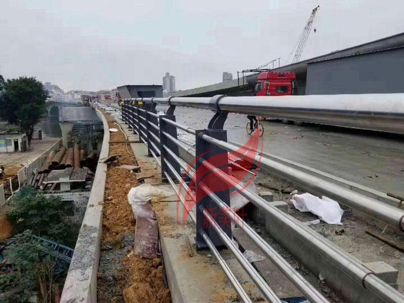 20181201164633 我公司2020年全年桥梁、河道、景观、灯光护栏工程安装案例展示(部分)