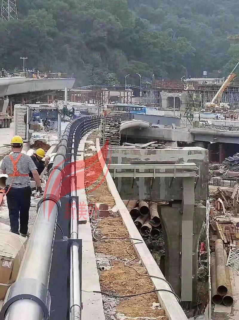 20181201164641 我公司2020年全年桥梁、河道、景观、灯光护栏工程安装案例展示(部分)
