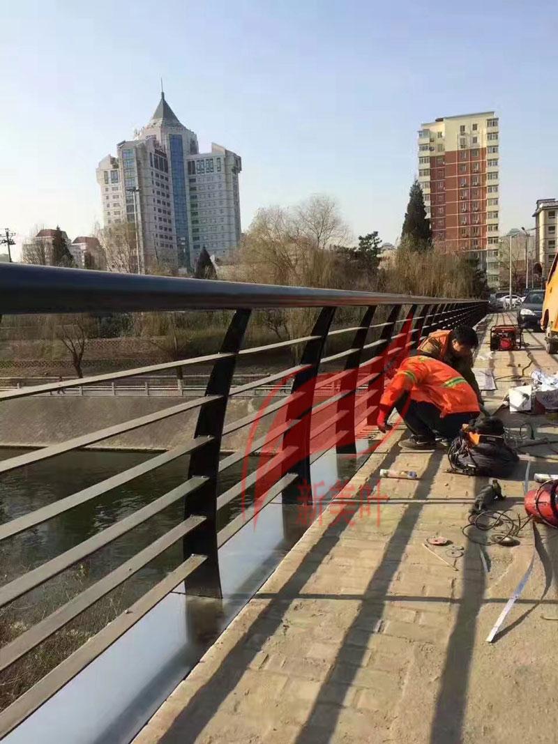 20181201171314 我公司2020年全年桥梁、河道、景观、灯光护栏工程安装案例展示(部分)
