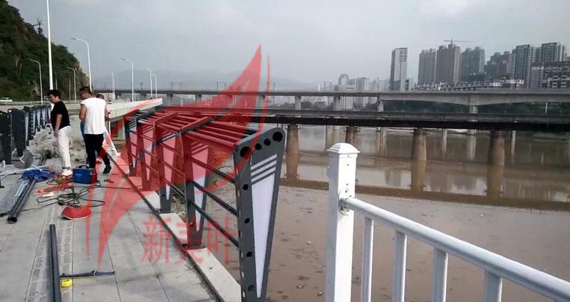 20181201193917 我公司2020年全年桥梁、河道、景观、灯光护栏工程安装案例展示(部分)