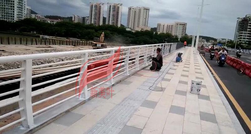 20181201195700 我公司2020年全年桥梁、河道、景观、灯光护栏工程安装案例展示(部分)