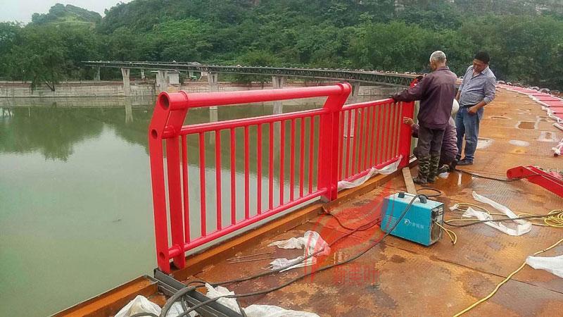 20181201201705 我公司2020年全年桥梁、河道、景观、灯光护栏工程安装案例展示(部分)