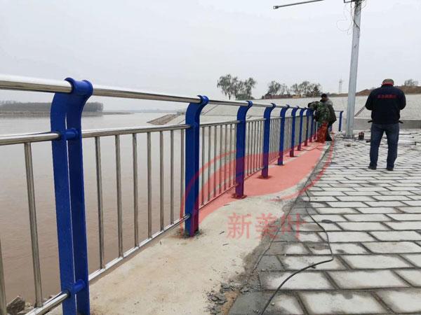 20181218145355 我公司2020年全年桥梁、河道、景观、灯光护栏工程安装案例展示(部分)