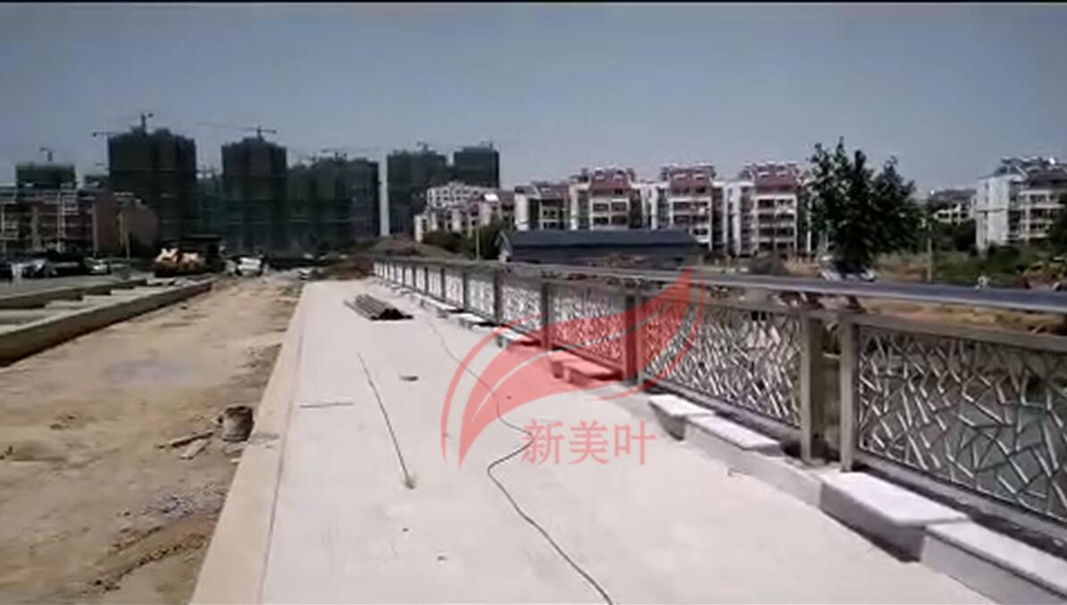 20190526132002 我公司2020年全年桥梁、河道、景观、灯光护栏工程安装案例展示(部分)