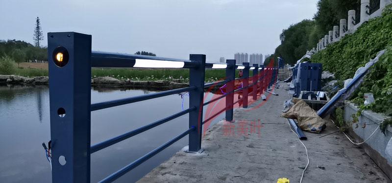 20190629204511 我公司2020年全年桥梁、河道、景观、灯光护栏工程安装案例展示(部分)
