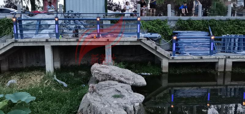 20190629204518 我公司2020年全年桥梁、河道、景观、灯光护栏工程安装案例展示(部分)