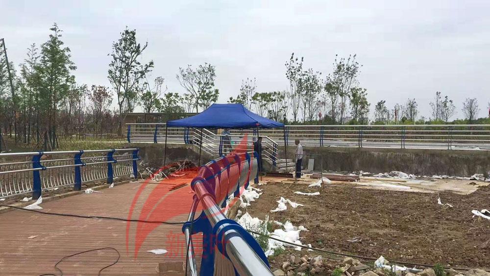 20190907195406 我公司2020年全年桥梁、河道、景观、灯光护栏工程安装案例展示(部分)