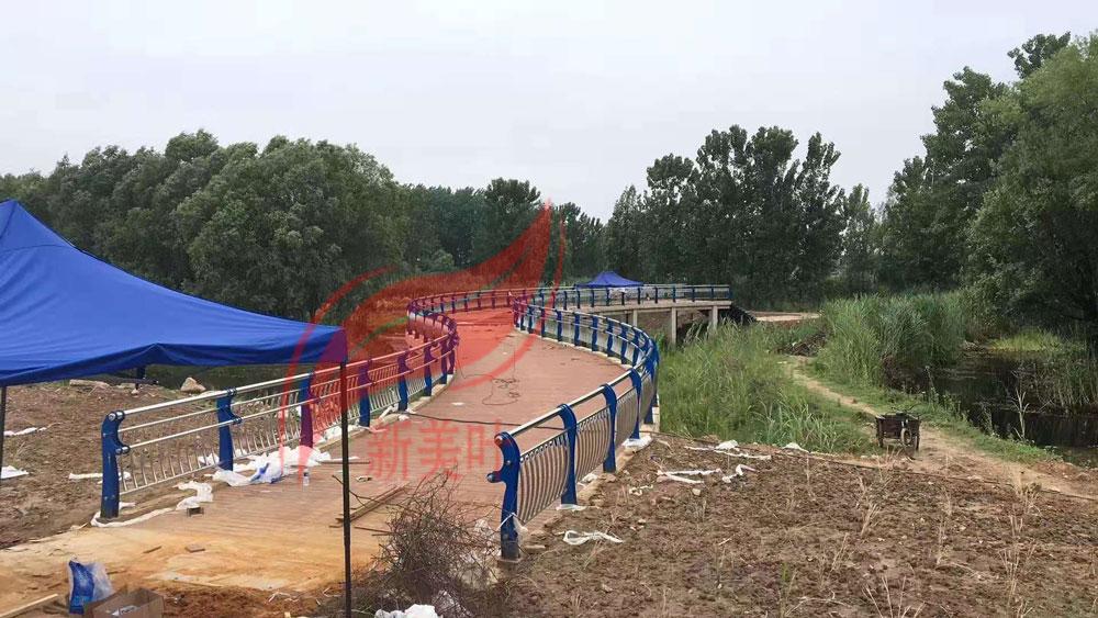 20190907195412 我公司2020年全年桥梁、河道、景观、灯光护栏工程安装案例展示(部分)