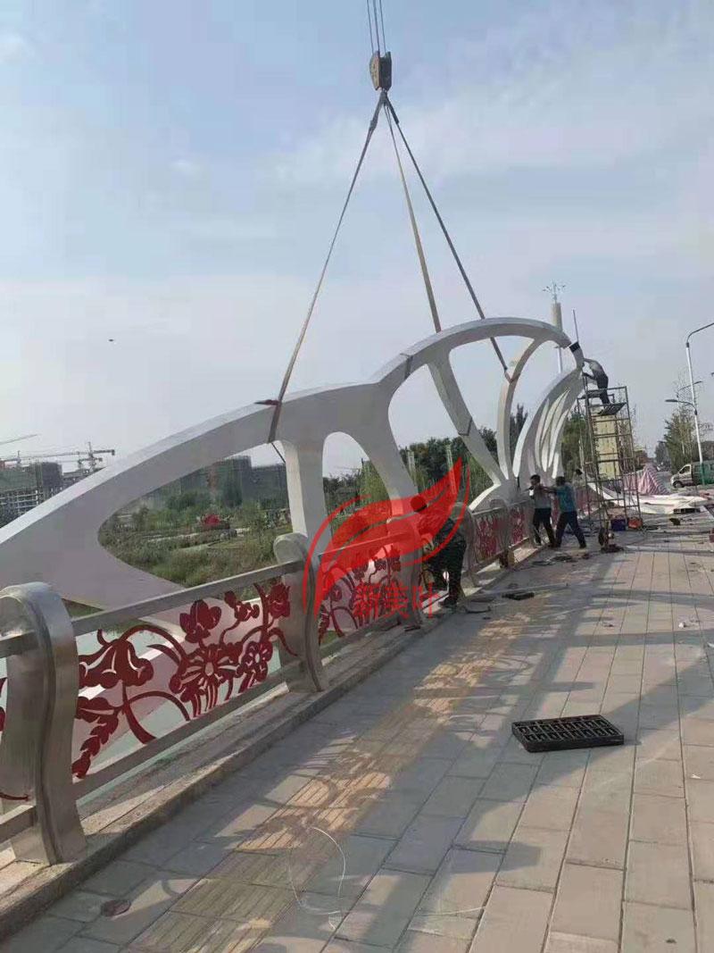 20191015181919 我公司2020年全年桥梁、河道、景观、灯光护栏工程安装案例展示(部分)